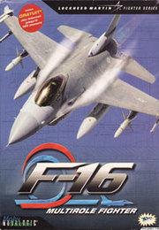 F-16 Multirole Fighter para PC