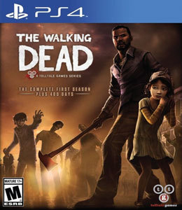 The Walking Dead: The Complete First Season para PS4