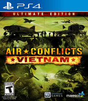 Air Conflicts: Vietnam para PS4