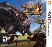 Monster Hunter 4 Ultimate para 3DS