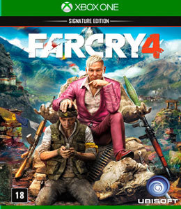 Far Cry 4 Signature Edition para Xbox One