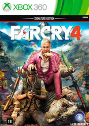 Far Cry 4 Signature Edition para XBOX 360