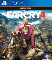 Far Cry 4 Signature Edition para PS4