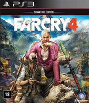 Far Cry 4 Signature Edition para PS3