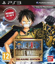 One Piece Pirate Warriors: Treasure Edition  para PS3