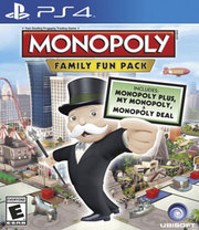 Monopoly: Family Fun Pack para PS4