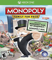 Monopoly: Family Fun Pack para Xbox One