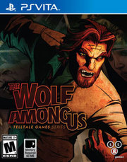 The Wolf Among Us para PS Vita