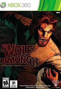 The Wolf Among Us para XBOX 360