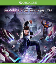 Saints Row IV: Re-Elected para Xbox One