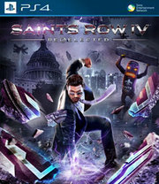 Saints Row IV: Re-Elected para PS4