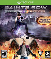 Saints Row IV: Re-Elected + Gat out of Hell para Xbox One