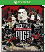 Sleeping Dogs: Definitive Edition para Xbox One