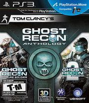 Tom Clancy's Ghost Recon Anthology para PS3