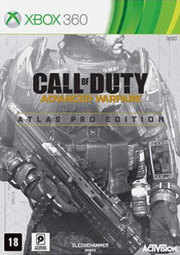 Call of Duty: Advanced Warfare Atlas Pro Edition para XBOX 360