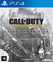 Call of Duty: Advanced Warfare Atlas Pro Edition para PS4