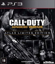 Call of Duty: Advanced Warfare Atlas Limited Edition para PS3