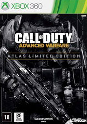 Call of Duty: Advanced Warfare Atlas Limited Edition para XBOX 360