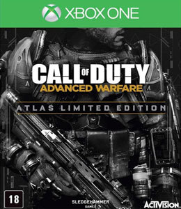 Call of Duty: Advanced Warfare Atlas Limited Edition para Xbox One