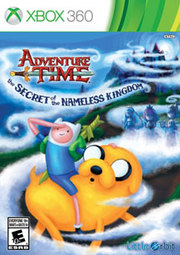 Adventure Time: The Secret of the Nameless Kingdom para XBOX 360