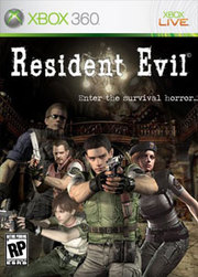 Resident Evil HD Remaster para XBOX 360