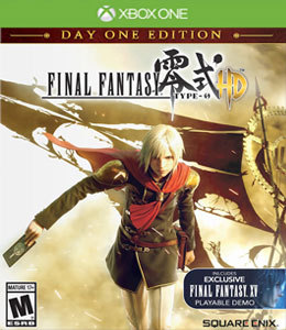 Final Fantasy Type-0 HD Day One Edition para Xbox One