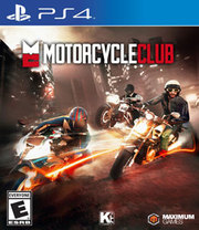 Motorcycle Club para PS4