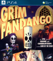 Grim Fandango: Remastered  para PS4