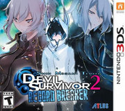 Shin Megami Tensei: Devil Survivor 2 Record Breaker para 3DS