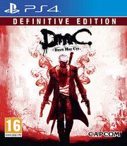 DMC: Devil May Cry Definitive Edition para PS4