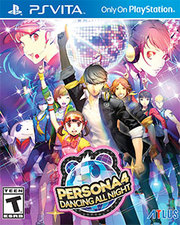 Persona 4: Dancing All Night para PS Vita
