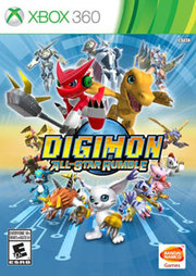 Digimon All-Star Rumble para XBOX 360