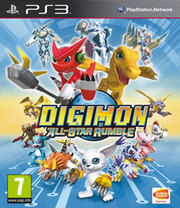 Digimon All-Star Rumble para PS3