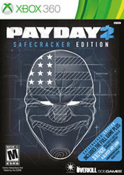 PayDay 2 Safecracker Edition para XBOX 360