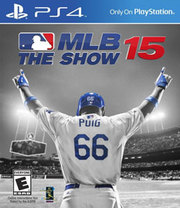 MLB 15: The Show para PS4