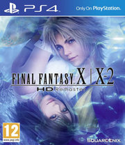 Final Fantasy X / X-2 HD Remaster para PS4