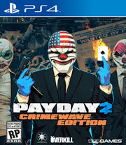 Payday 2: Crimewave Edition para PS4