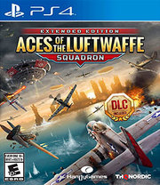 Aces of the Luftwaffe Squadron para PS4