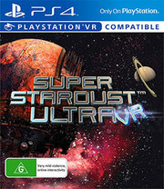 Super Stardust Ultra VR para PS4