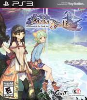 Atelier Shallie: Alchemists of the Dusk Sea para PS3