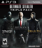 Ultimate Stealth Triple Pack para PS3