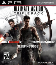 Ultimate Action Triple Pack para PS3