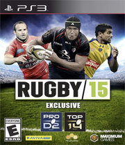 Rugby 15 para PS3