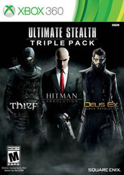 Ultimate Stealth Triple Pack para XBOX 360