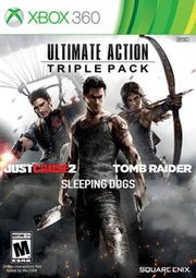 Ultimate Action Triple Pack para XBOX 360