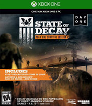 State of Decay: Year One Survival Edition para Xbox One