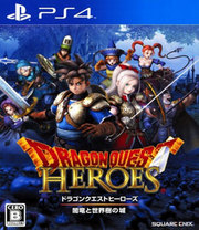 Dragon Quest Heroes para PS4