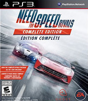 Need for Speed Rivals Complete Edition para PS3