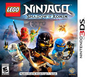 LEGO Ninjago: Shadow of Ronin para 3DS