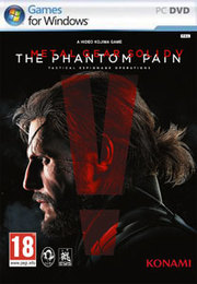 Metal Gear Solid V: The Phantom Pain para PC